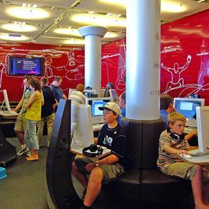 Интернет-кафе Тюльгана