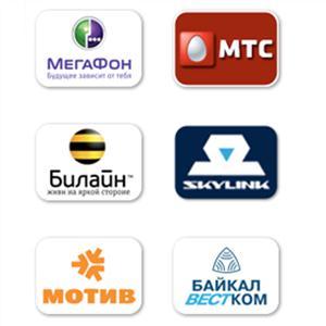 Операторы сотовой связи Тюльгана