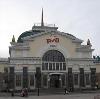 Железнодорожные вокзалы в Тюльгане