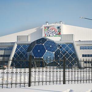 Спортивные комплексы Тюльгана